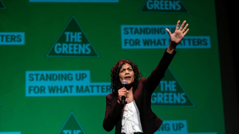Samantha Ratnam is the new leader of the Greens in Victoria.