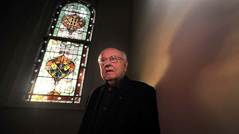 Father Bob Maguire.