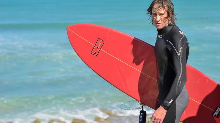 Ben Linden was a keen surfer. Photo: Facebook