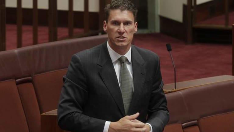 Senator Cory Bernardi says the ABC's funding should be cut.