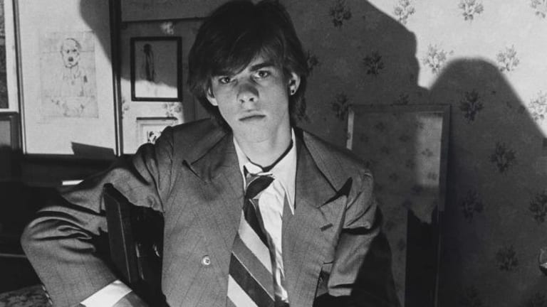 Nick Cave in 1973