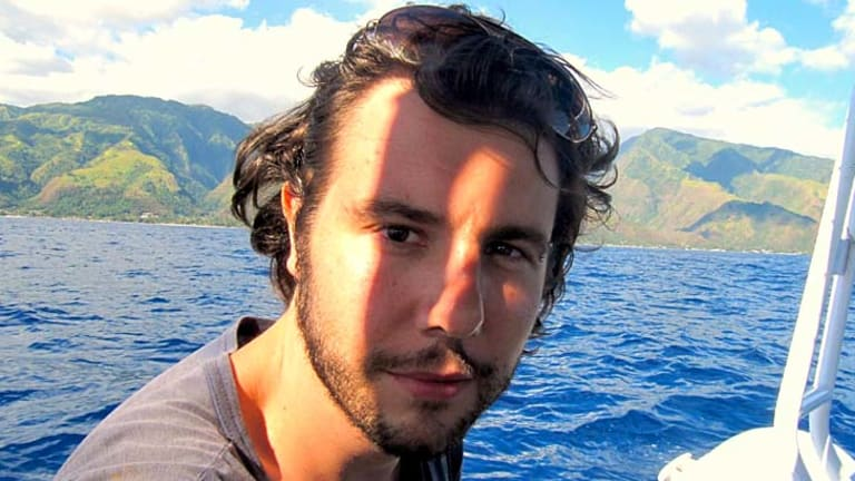 Matthew Wootton, one of the missing sailors.