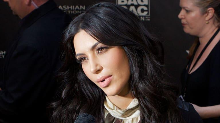 Kim Kardashian: the world's best self-marketer.