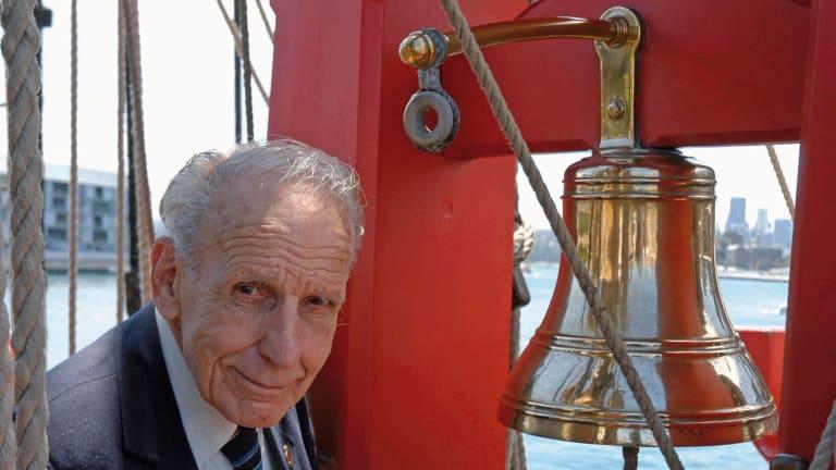 Oswald Brett, marine artist.