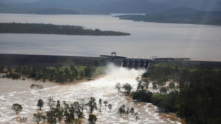 Wivenhoe Dam, Brisbane, litigation case is being funded by Bentham IMF.