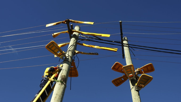 Two Chinese-backed bidders were vying for a controlling stake in NSW power distributor Ausgrid.