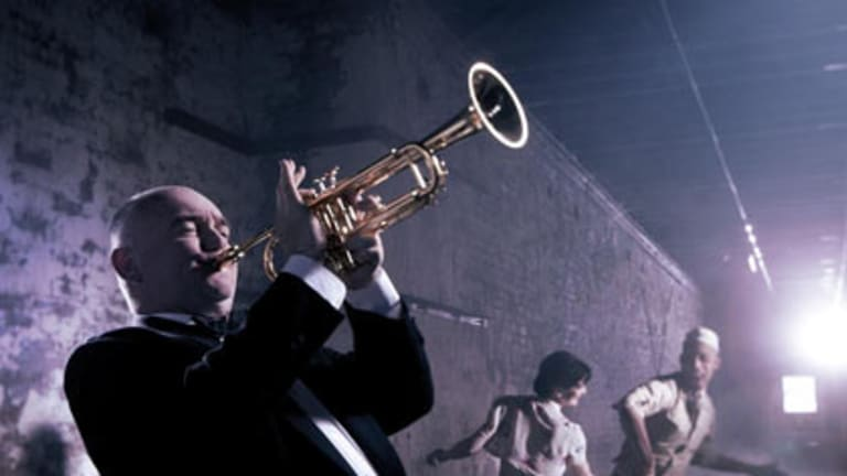 Boundary Street will feature music by jazz legend James Morrison.