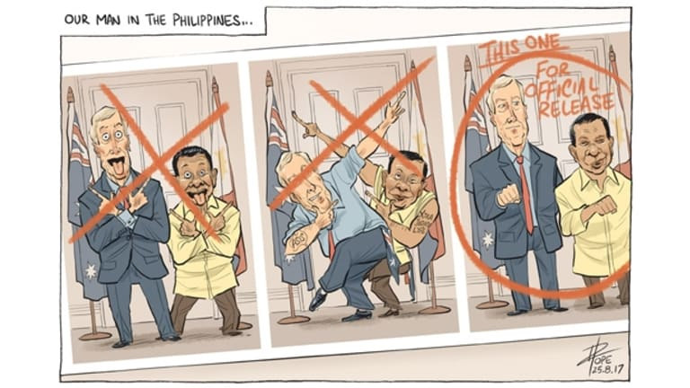 David Pope, August 25, 2017