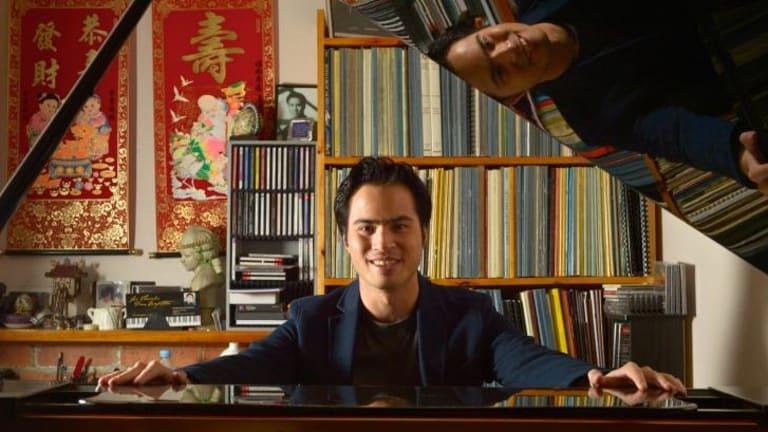 Pianist Hoang Pham.