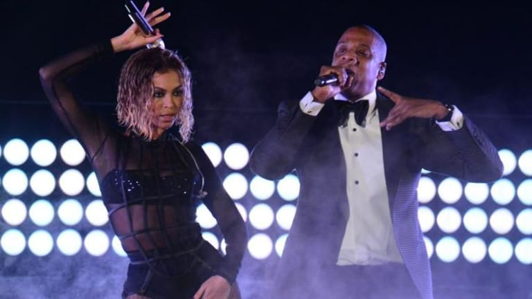 Beyonce dominated last year's awards and is a hot favourite for 2015.