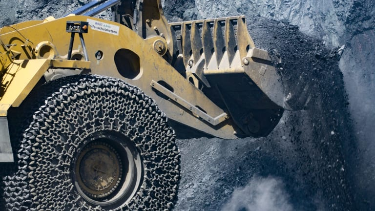 The average mining employee earns $140,000 a year according to the Minerals Council.