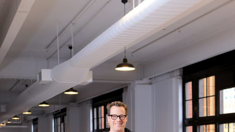 Hub Australia is Melbourne's largest co-working space.