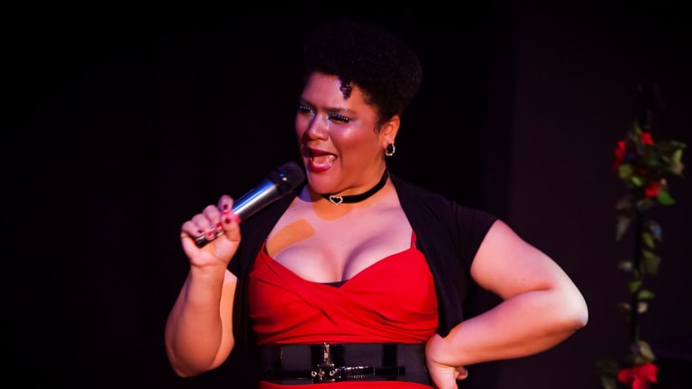 Writer-performer Candy Bowers brings her show