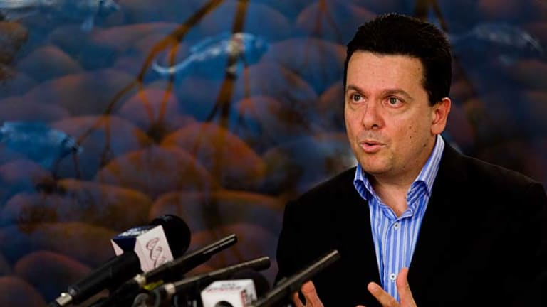 Senator Nick Xenophon wants legal loopholes to be closed.