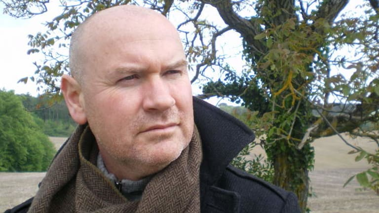 Mark Mulholland has used his brother's life as the catalyst for a novel.