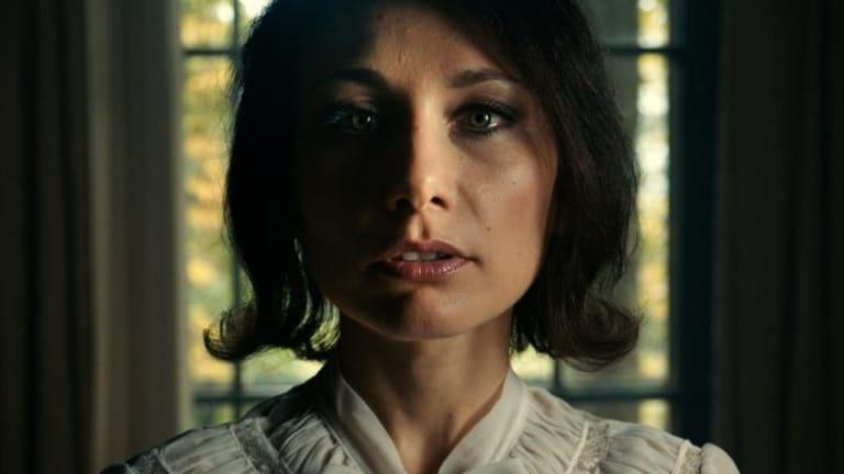Chiara D'Anna as Evelyn in <i>The Duke of Burgundy</i>.