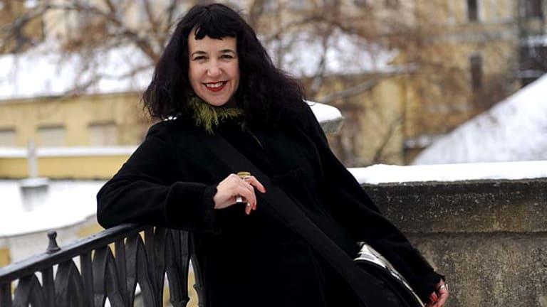 Hard times … fantasy author Isobelle Carmody.
