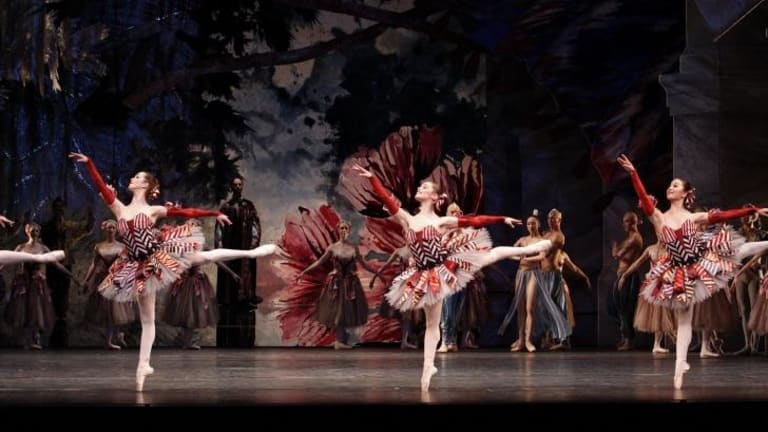 The Nutcracker was one of the Australian Ballet's most successful shows in 2014, earning more than $6.5 million at the box office.