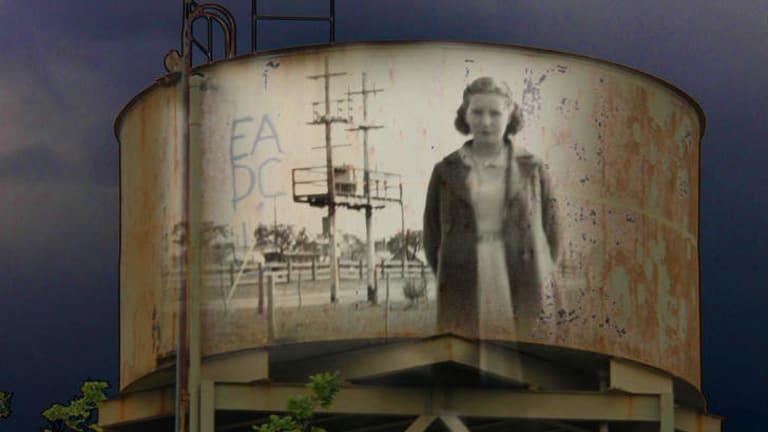 Michael Starling's Water Tank Girl.