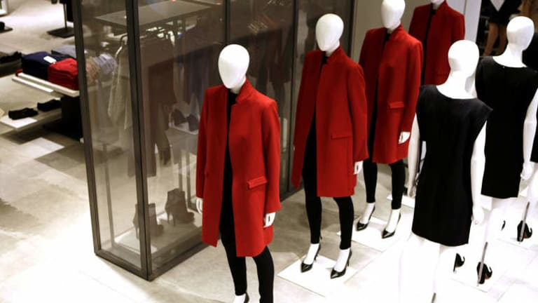 The Zara fashion chain keeps ahead of the rest by offering affordable trends.