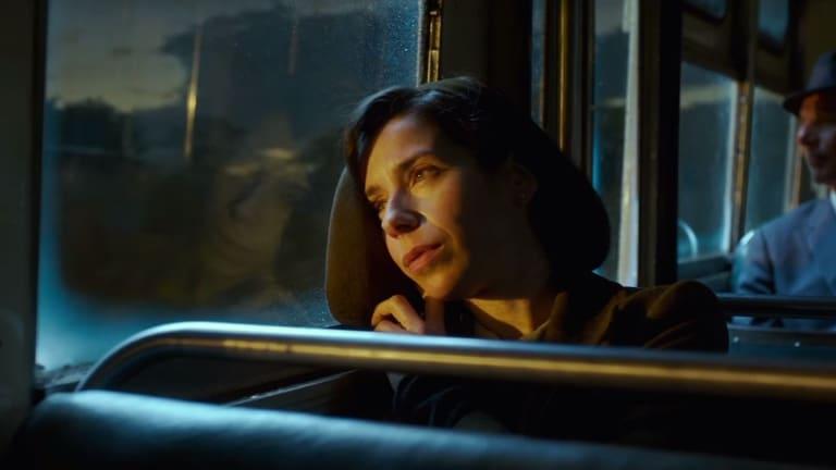 Sally Hawkins plays a non-speaking woman named Elisa in