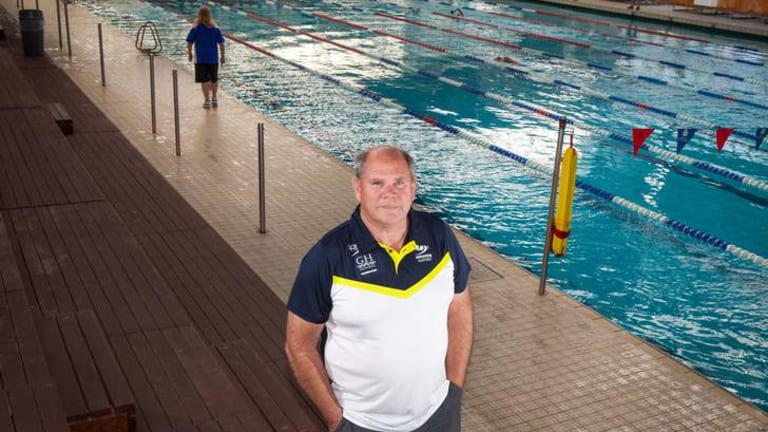 Former Australian swimming coach Leigh Nugent has no desire to return to the job.