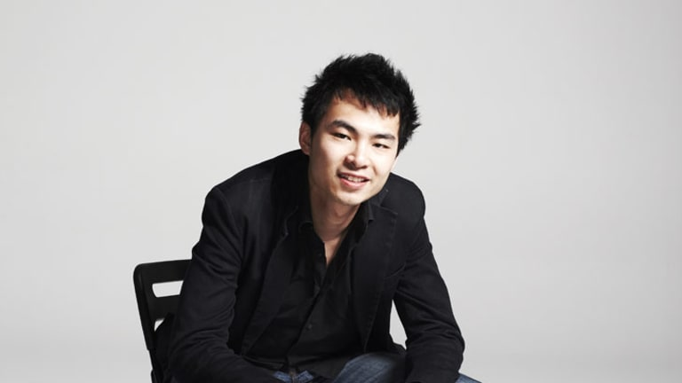 An entrepreneur with the Midas touch ... Wai Hong Fong.