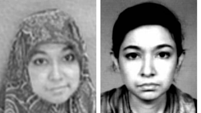 'Superstar' of IS ... Aafia Siddiqui is currently serving an 86-year sentence at a federal prison in Texas on her conviction four years ago of attempted murder, although she has been linked to terror plots.