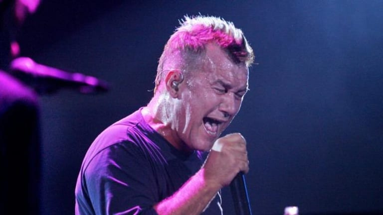 Jimmy Barnes says he does not support anti-Islam groups playing his songs.