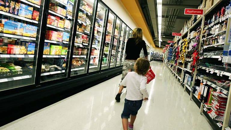 Caution ... consumers are sticking to essentials.