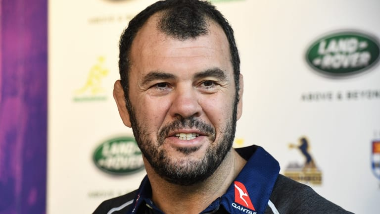 Weighing up the pros and cons: Michael Cheika has thrown his support behind the sabbatical concept, 'when the situation is right'.