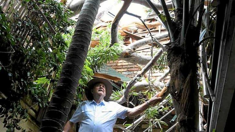 Kirribilli resident Ian Kiernan.