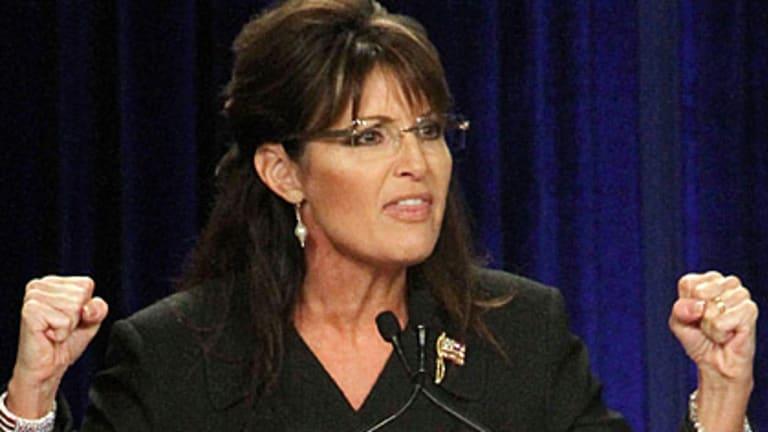 Backlash ... Sarah Palin