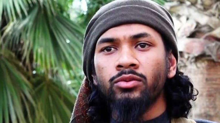 Neil Prakash, who is also known as Abu Khaled al-Cambodi.