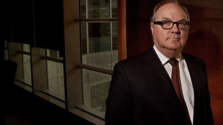 Chief Justice Patrick Keane of the Federal Court is a voracious reader, especially of history and literature.