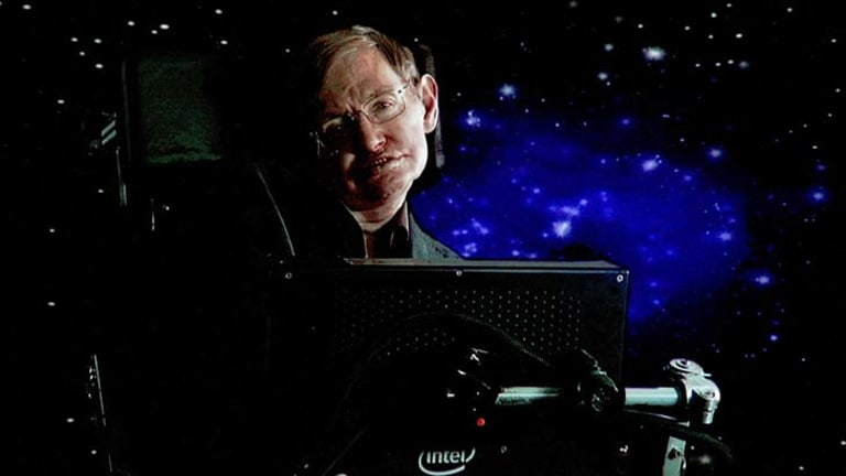 Stephen Hawking  . . . a voice of reason.