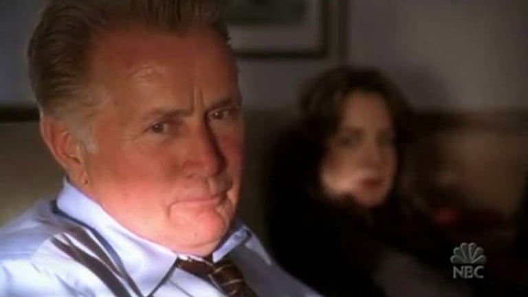 President Jed Bartlet, a character in the US television show The West Wing.