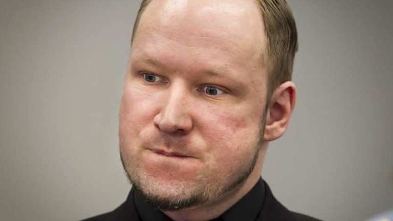 """Anders Breivik, mass murderer, demands his PlayStation 2 be upgraded to a PlayStation 3, """"with access to more adult games that I get to choose myself""""."""