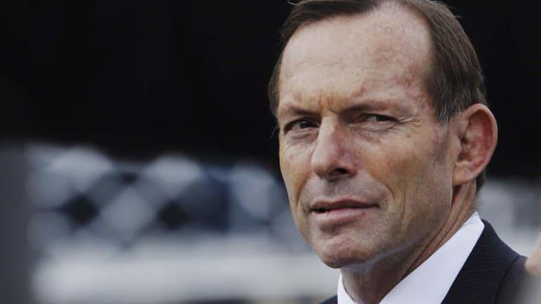 Prime Minister Tony Abbott is lagging Opposition Leader Bill Shorten.