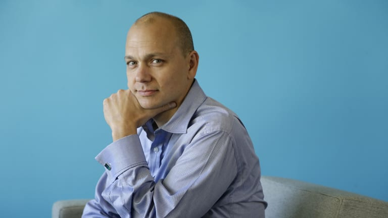 """""""I'm not trying to ride off into the sunset"""": Nest CEO Anthony Fadell."""