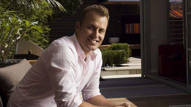 Brendan Moar ... set to host <i>The Renovators</i> on  Channel 10.