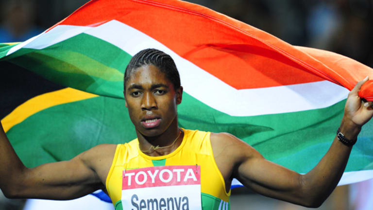 South Africa's Caster Semenya suffered many indignities after her gender was questioned.