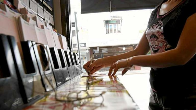 Lottery tickets have created 56 millionaires in WA this year.