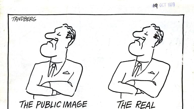 Cartoon by Ron Tandberg