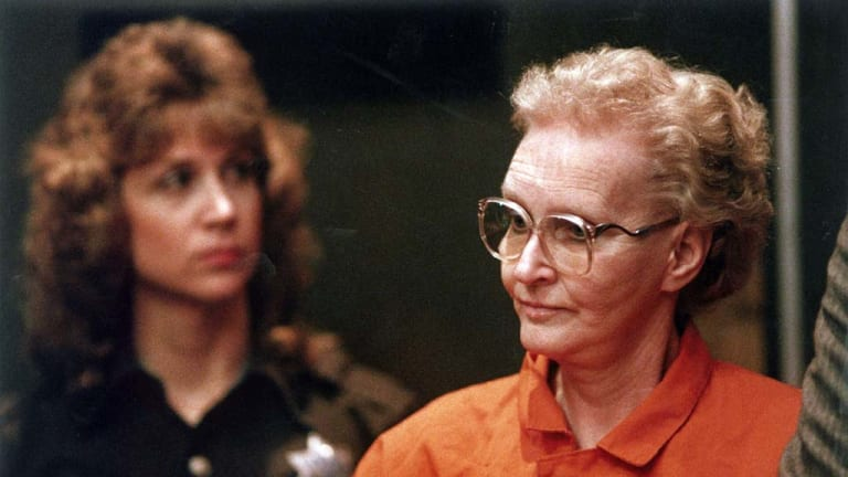 Flashback to 1988 ... Dorothea Puente in court.