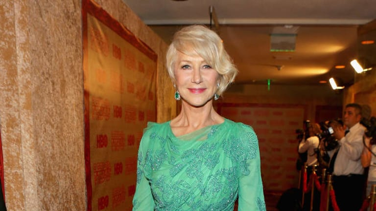 Dame Helen Mirren's 12 minute exercise plan
