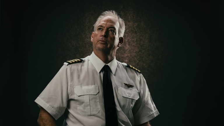 Captain of the QF72 flight, Kevin Sullivan: 'When [systems] fail, they are presenting pilots with situations that are confusing,' he says.
