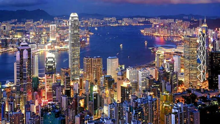 Telco operators in Hong Kong can connect fibre to people in multi-dwellings for as low as $130 per home.