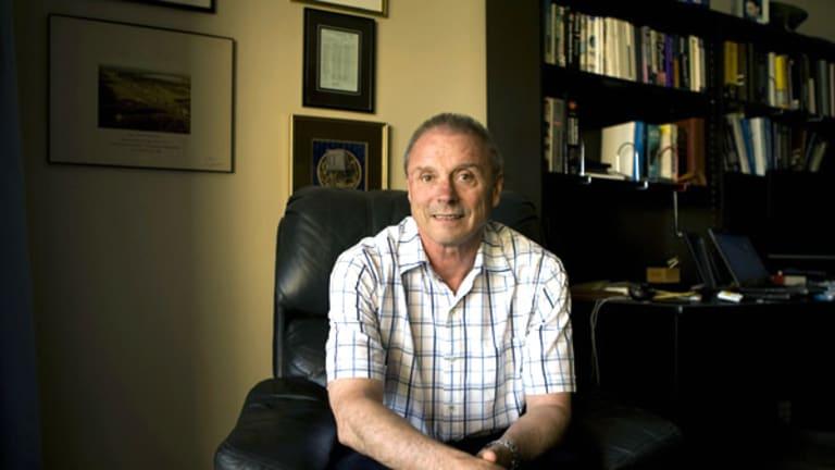 CSIRO scientist John O'Sullivan recently won the $300,000 Prime Minister's Science Prize.
