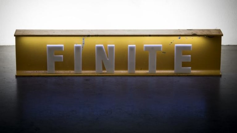 Rosalind Lemoh: <i>Finite</i>, 2014